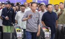 Naik MRT Jakarta pakai JakCard Bank DKI
