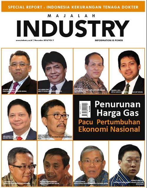 Penurunan Harga Gas Pacu Pertumbuhan Ekonomi Nasional