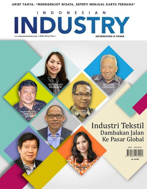 Industri Tekstil Dambakan Jalan Ke Pasar Global