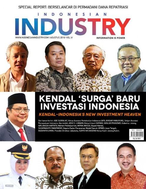 Kendal 'Surga' Baru Investasi Indonesia