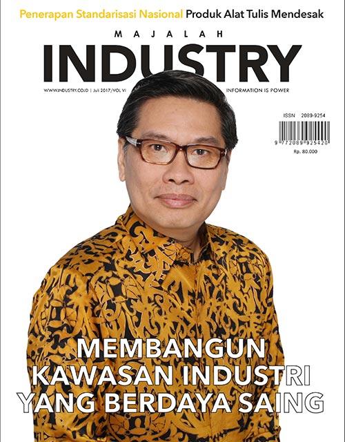 Membangun Kawasan Industri yang Berdaya Saing