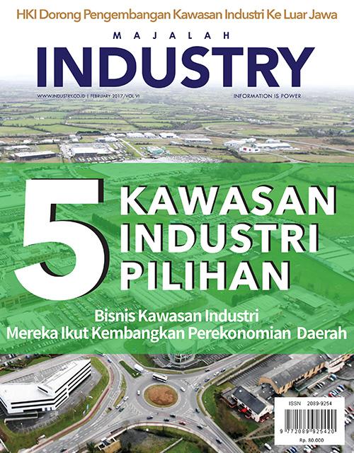 5 Kawasan Industri Pilihan