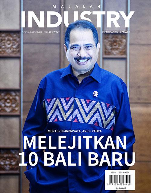 Menteri Pariwisata, Arief Yahya Melejitkan 10 Bali Baru