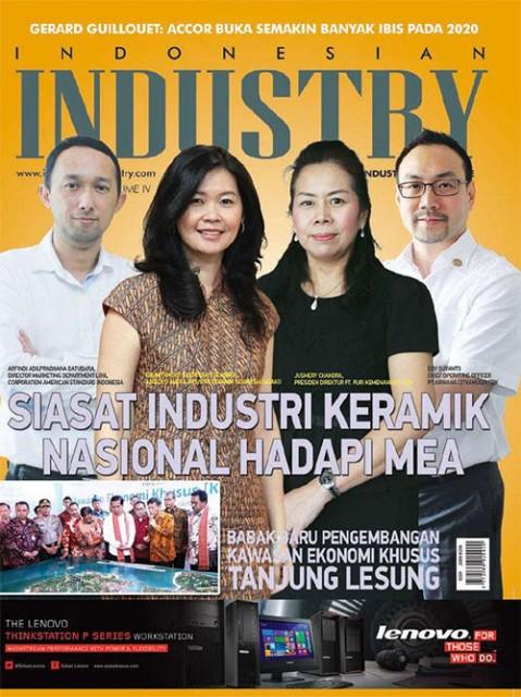 Siasat Industri Keramik Nasional Hadapi MEA