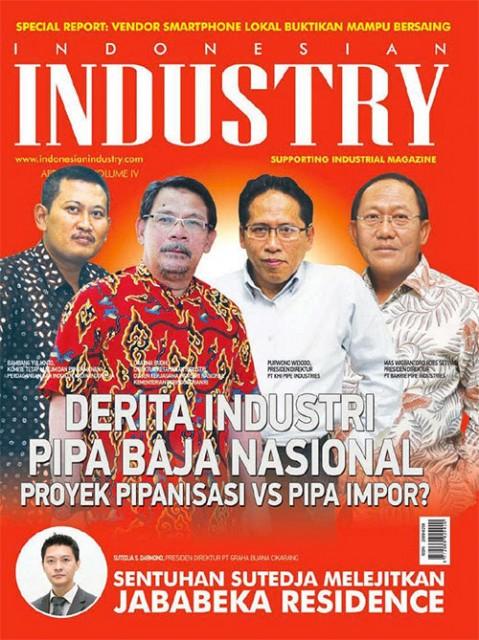 Derita Industri Pipa Baja Nasional Proyek Pipanisasi CS Pipa Impor?