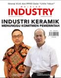 Industri Keramik Menunggu Komitmen Pemerintah