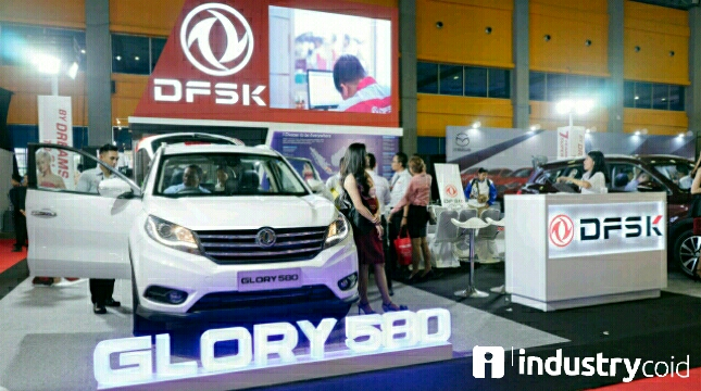Booth DFSK
