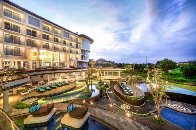Swiss-Belhotel International Pecatu Bali, (Foto Dok Industry.co.id)