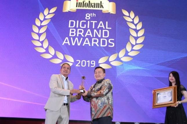 BCA Borong 16 Penghargaan di Ajang Infobank 8th Digital Brand Awards 2019 (Foto Dok Industry.co.id)