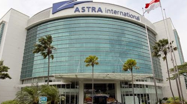 PT Astra International Tbk (ASII)