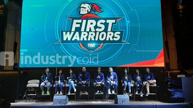First Media Luncurkan First Warriors (Hariyanto/INDUSTRY.co.id)