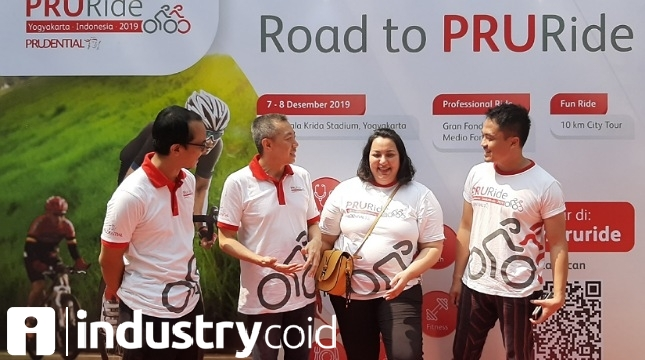 Road to PRURide bersama Prudential (Hariyanto/INDUSTRY.co.id)