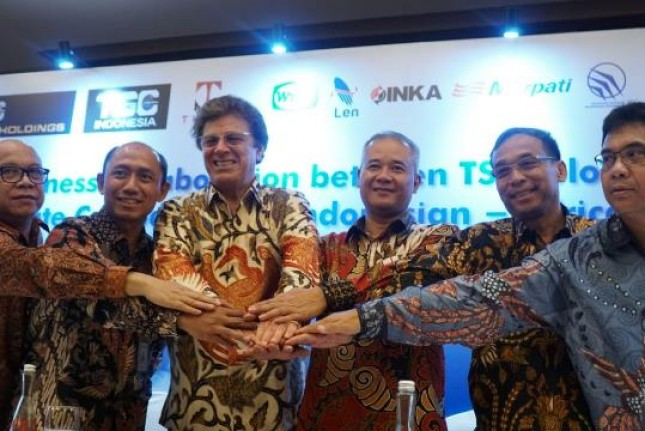 TSG Global Holdings Kembangkan Megaproyek di Republik Demokratik Kongo