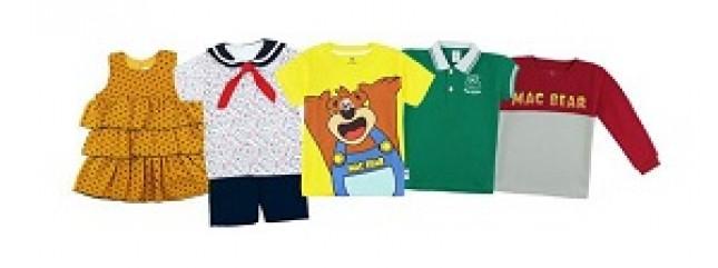 MacBear Dukung Moms Penuhi Kebutuhan Pakaian Anak Melalui Shopee 3.3 Fashion Sale