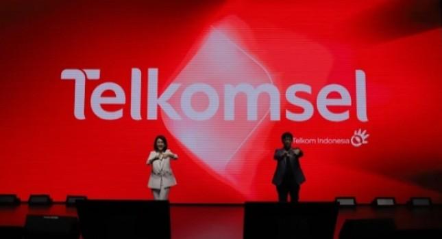 Peluncuran Logo Baru Telkomsel kemarin di ICE BSD, Tangerang