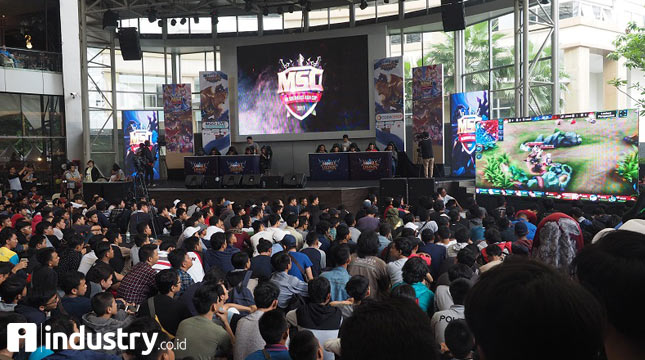 Final Piala Mobile Legends Asia Tenggara 2017