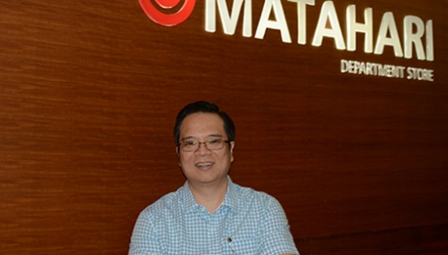 Merchandising Marketing and Store Operations Director PT Matahari Department Store Tbk (LPPF) Christian Kurnia