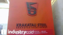 Krakatau Steel (Hariyanto/INDUSTRY.co.id)