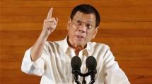 Presiden Filipina, Rodrigo Duterte (Foto: Aljazeera)