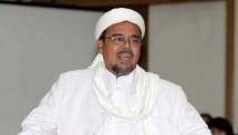 Rizieq Shihab Imam Besar Front Pembela Islam (Foto Dok Industry.co.id)