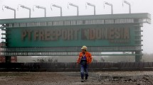 PT Freeport Indonesia. (Ist)
