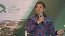 Ketua Umum Gabungan Pengusaha Makanan dan Minuman Indonesia (GAPMMI) Adhi S Lukman. (Heriyanto/INDUSTRY.co.id)