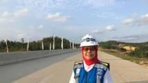 Dirut PT Jasa Marga (Persero) Tbk Desi Arryani (Foto Dok Detik)