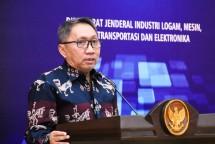 Direktur Jenderal Industri Logam, Mesin, Alat Transportasi, dan Elektronika Kementerian Perindustrian Harjanto (Foto: Kemenperin)