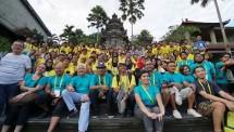 101 Travel Sketch Bali International Diikuti 700 Peserta dari 12 Negara (Foto Dok Industry.co.id)