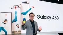 Peluncuran Samsung Galaxy A80