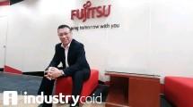 Director Fujitsu Indonesia, Odi Handoko (Hariyanto/INDUSTRY.co.id)