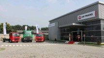 Outlet Astra UD Truck