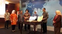 Penandaanganan Perjanjian Kerja Sama Kemendag-Dekranasda DKI Jakarta-UMN