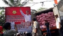 Kementan operasi pasar bawang putih