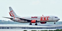 Lion Air tipe pesawat boeing 737-900ER (Foto Dok Industry.co.id)