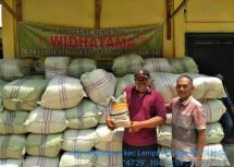 Unit prosesing benih padi