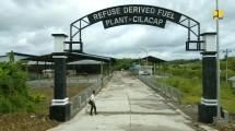 Pengolahan Sampah RDF di Kabupaten Cilacap