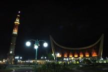 Masjid Mahligai Minang (Foto Dok Industry.co.id)
