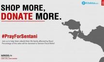 Aksi sosial MINISO di bulan Ramadhan ajak konsumen berdonasi online untuk para korban banjir Sentani, Jayapura
