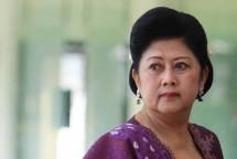 Almarhumah Ani Yudhoyono (Foto Dok Fajar)
