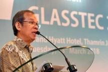 Ketua Asosiasi Kaca Lembaran dan Pengaman (AKLP) Yustinus Gunawan
