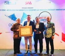 "PATRIA mendapatkan apresiasi penghargaan ""The 5th Outstanding Corporate Innovator Indonesia Award"""