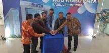 BCA Resmikan Kantor Cabang Utama Kubu Raya (Foto Dok Industry.co.id)