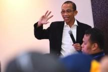 Direktur MSDM, Umum, dan Kepatuhan Perum Jamkrindo Sulis Usdoko