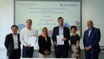 Princeton Digital Group Akuisisi Kepemilikan Mayoritas di Portofolio Bisnis Data Center XL Axiata di Indonesia,