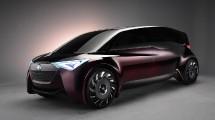 Toyota Fine Comfort Ride (F-CR)