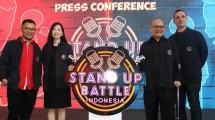 Stand-Up Battle Indonesia 2019 Akan Hibur Masyarakat.(Ist)
