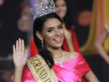 Sarlin Jones Asal NTT Sabet Gelar Miss Grand Indonesia 2019