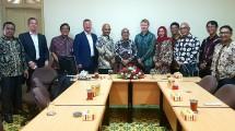 Pertemuan Perusahaan Korsorsium Norwegia-Indonesia dengan Pemda DIY
