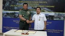 Kementerian PUPR dan TNI Kerjasama Pemeliharaan 11 Situ dan Sungai di Jabodetabek